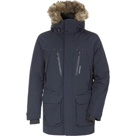 DIDRIKSONS Marco Parka Hombre, dark night blue
